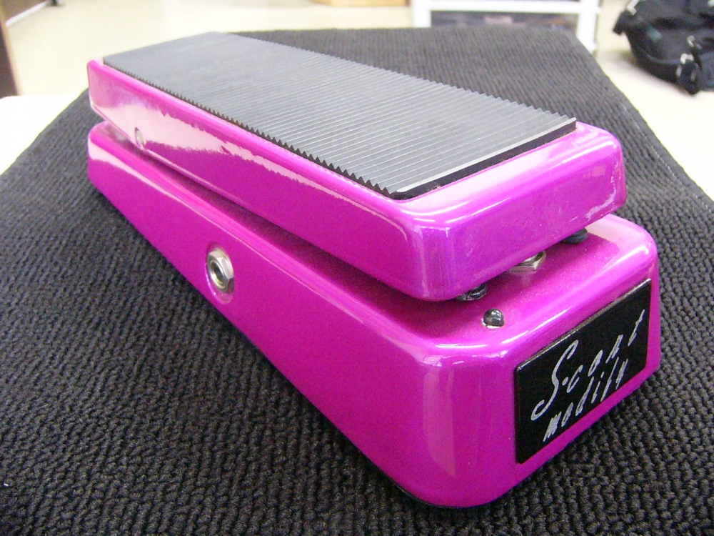 S-cort Wah Purple